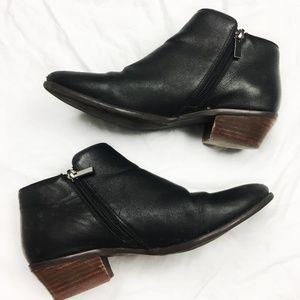Crown Vintage Black Tabitha Booties